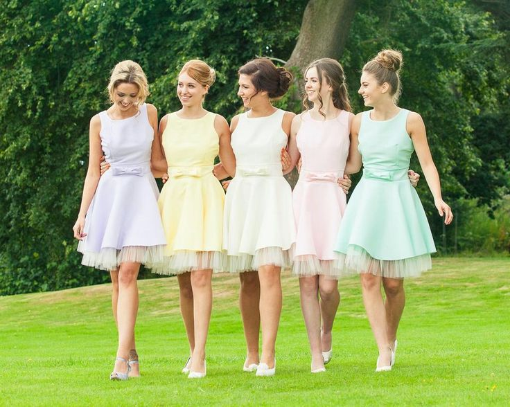 rochii pastel