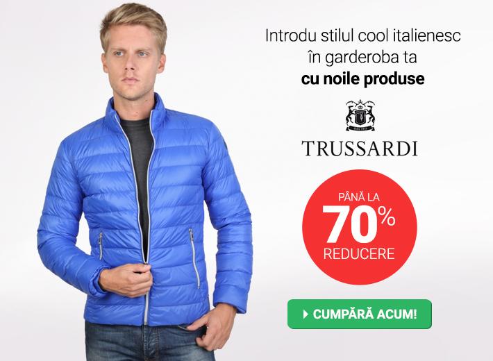 Oferte TRUSSARDI pe fashionup.ro.