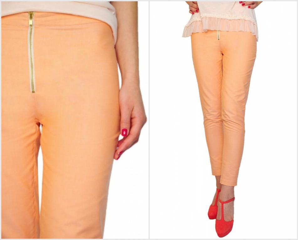 Pantaloni Oranj RVL fashionup