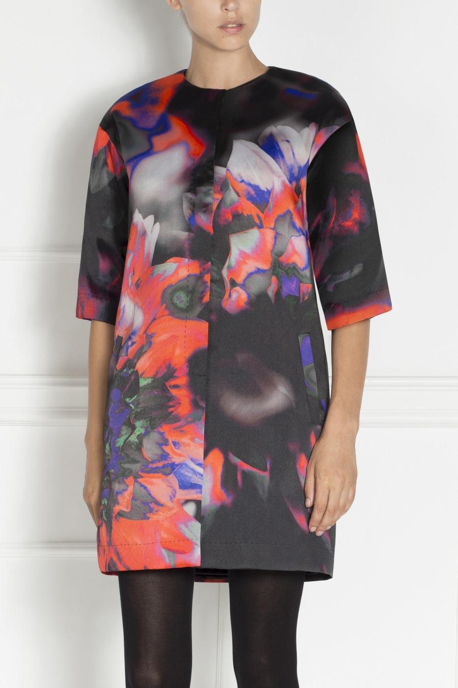REDINGOTA NISSA RG7427 Imprimat FashionUP