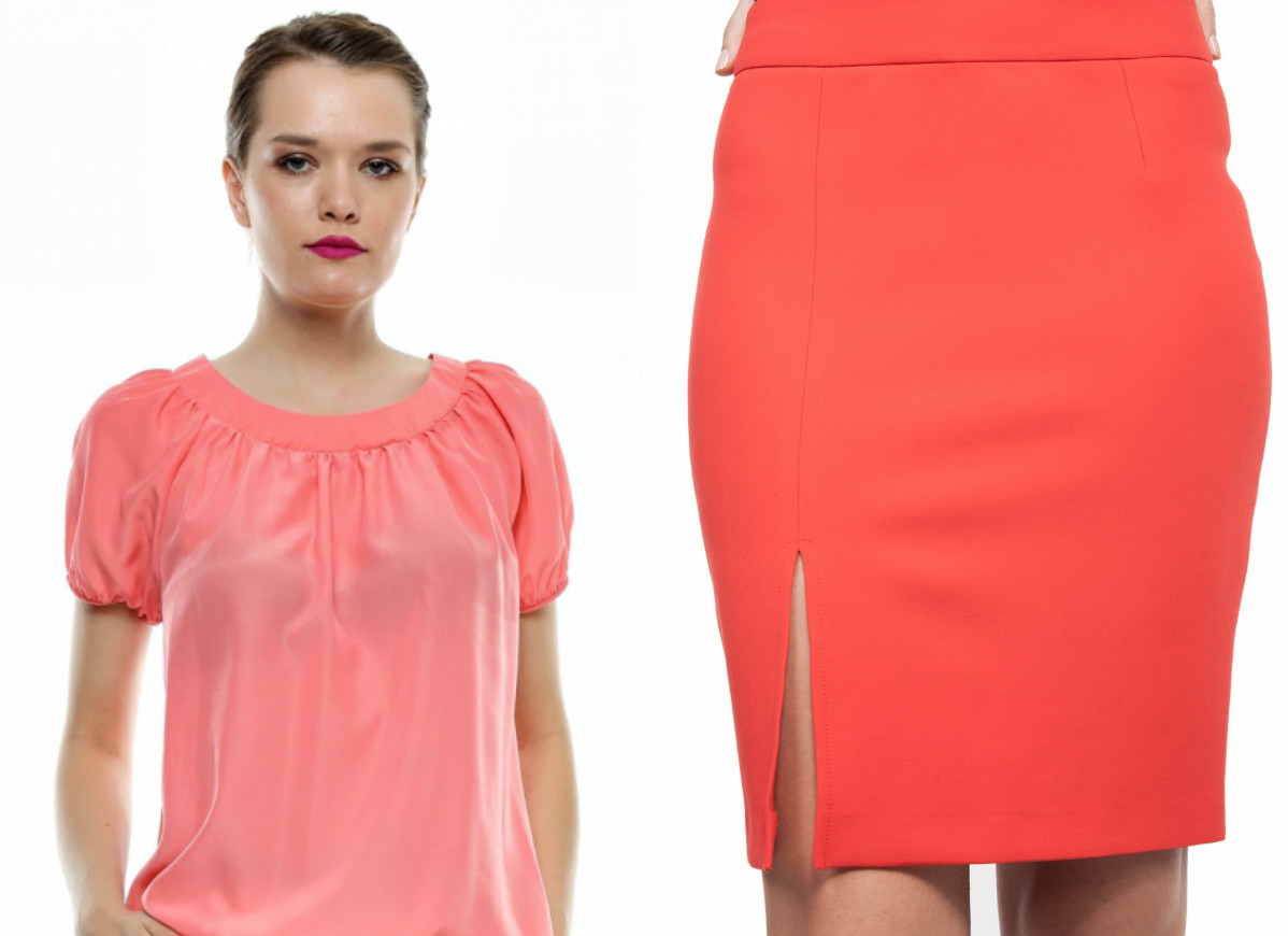 Încearcă o combinație îndrăzneață de roșu și roz! - FashionUP