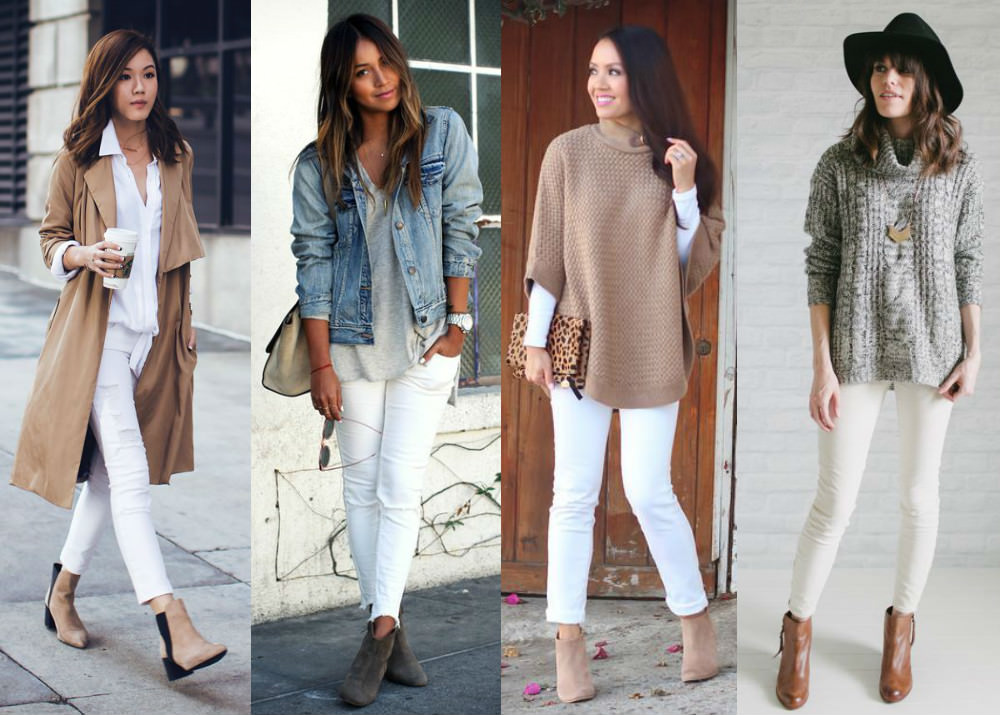 blugi albi iarna fashionup blog