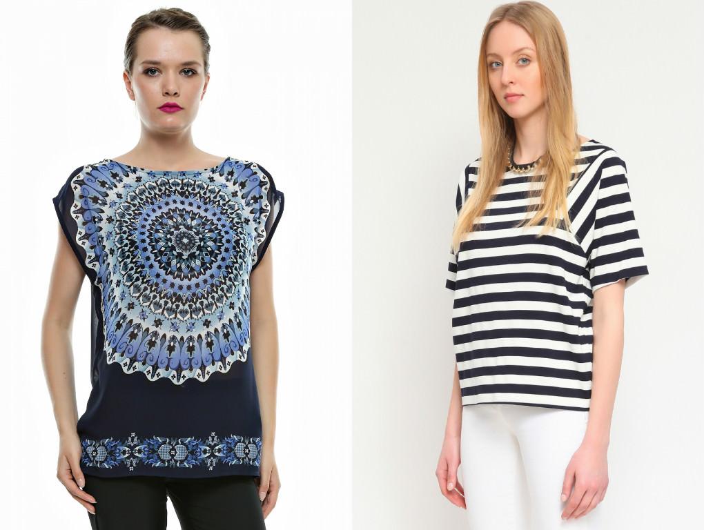 Bluze pentru bust mic - FashionUP.ro
