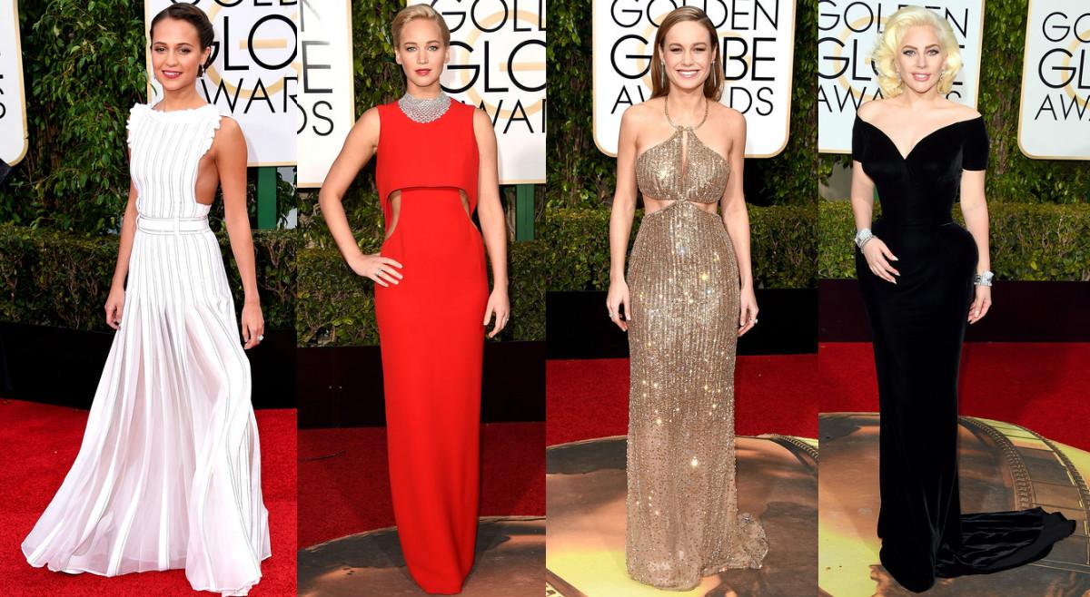 rochii globul de aur 2016