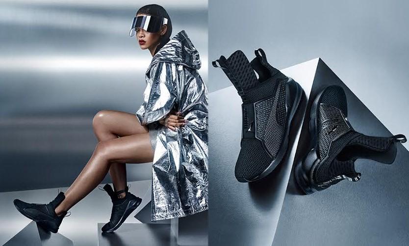 Puma pe FashionUP
