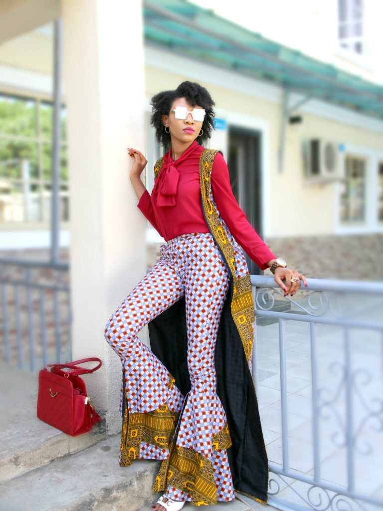 Ankara-Flare-Pants-Fashion-blogger-Modavracha-blog-style