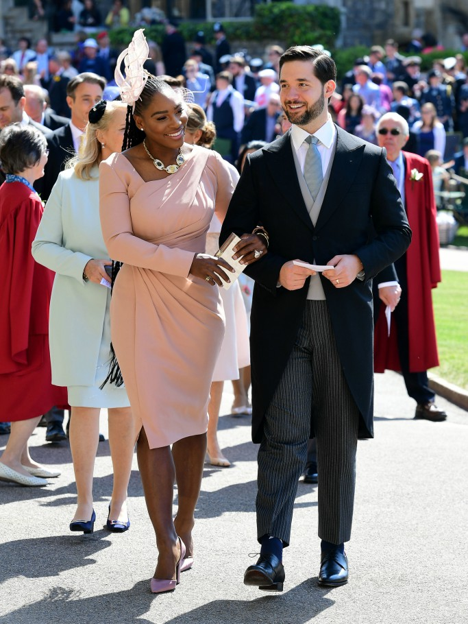 serena-williams royal wedding