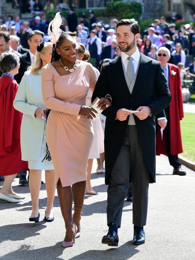 serena-williams royal wedding