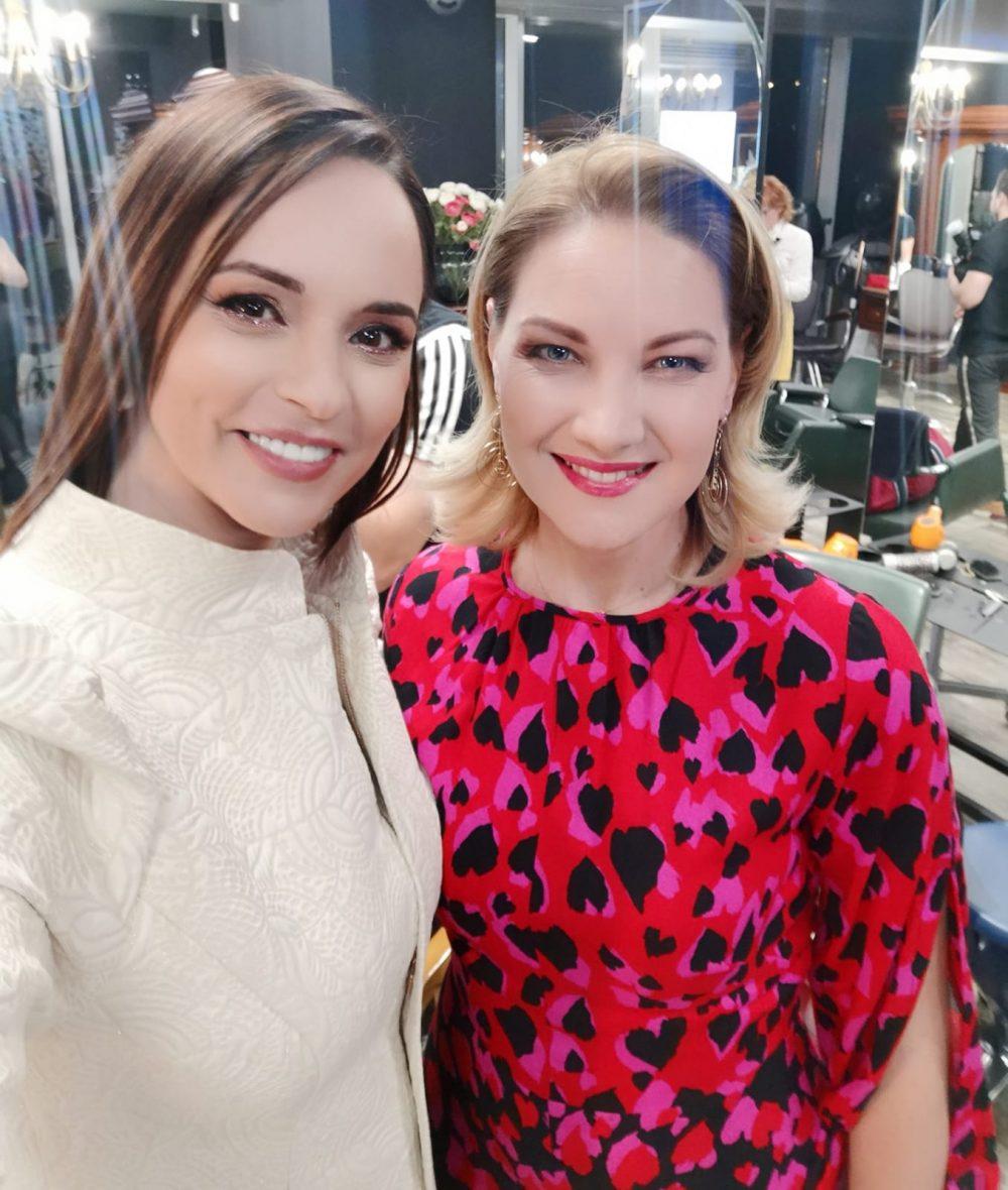 Melania si Andreea