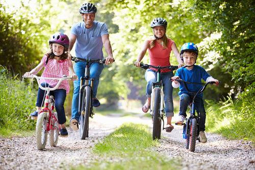 La-plimbare-pe-bicicleta